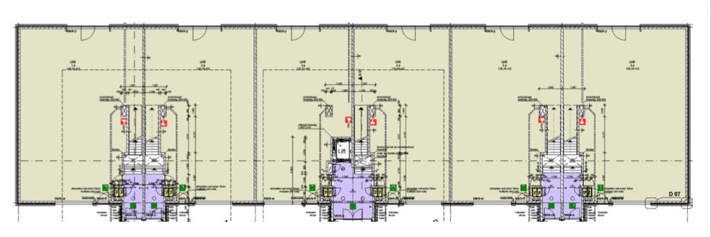 Zetterij bedrijfunits plattegrond