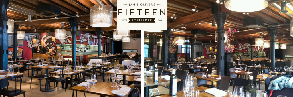 Fifteen restaurant