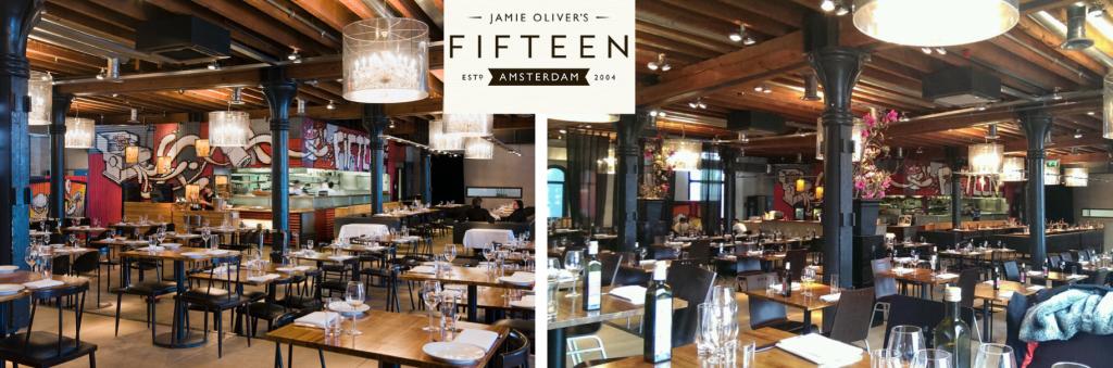 Fifteen restaurant