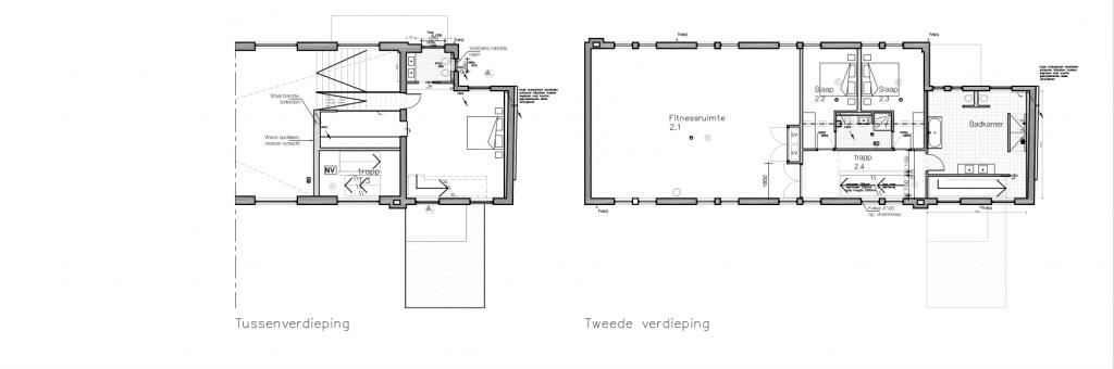 Loft Stadhouderskade 2e verdieping