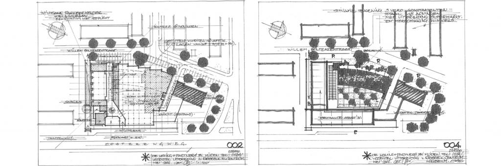 Riebeeck ontwerp