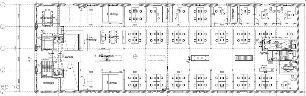 cayenne 3e verdieping
