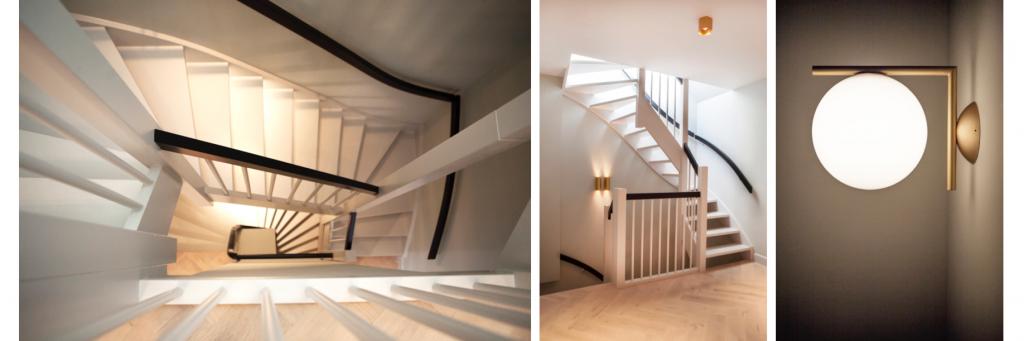 Lomanstraat trappenhuis