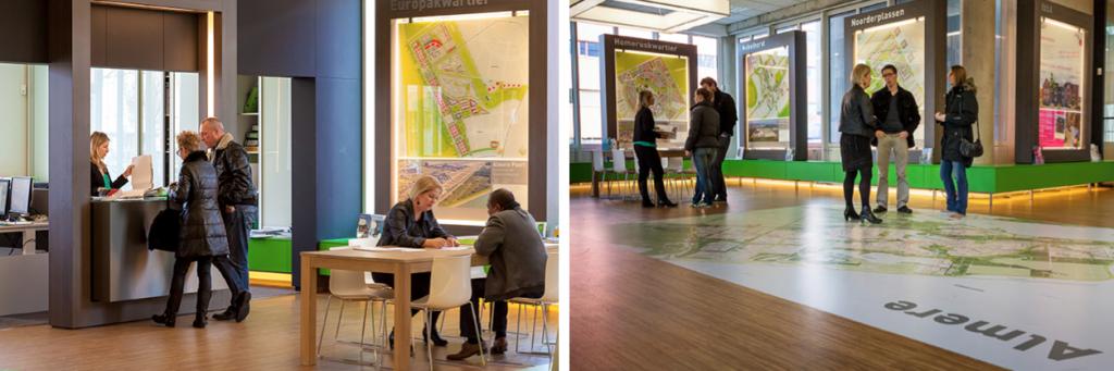 Ondernemersplein Almere kavelwinkel